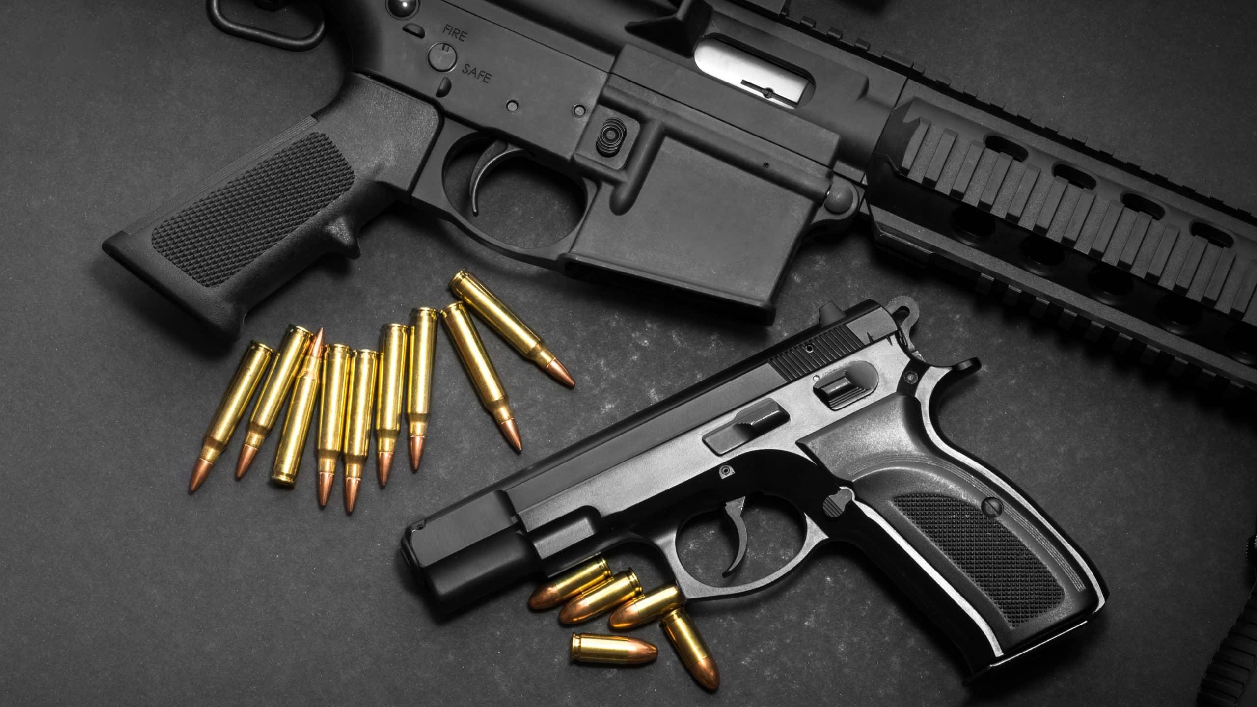 Waffen und Patronen - Waffenhandel Oltmanns